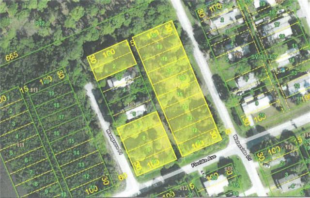Lot#1-20 Waterside Drive, Englewood, FL 34224 (MLS #N6102659) :: The BRC Group, LLC