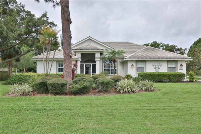 2203 Calusa Lakes Boulevard, Nokomis, FL 34275 (MLS #N6102725) :: Sarasota Home Specialists