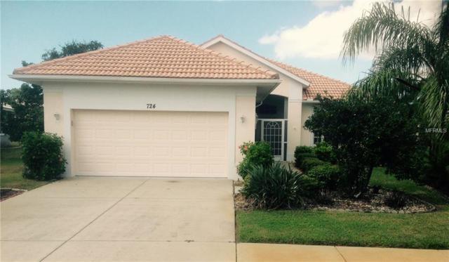724 Silk Oak Drive, Venice, FL 34293 (MLS #N6102801) :: Zarghami Group