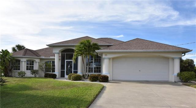 55 Long Meadow Court, Rotonda West, FL 33947 (MLS #N6102970) :: Mark and Joni Coulter | Better Homes and Gardens