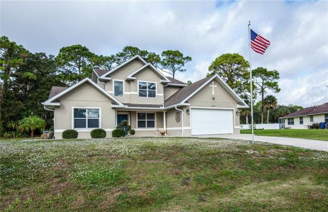 3687 Tonkin Drive, North Port, FL 34287 (MLS #N6103010) :: Mark and Joni Coulter | Better Homes and Gardens