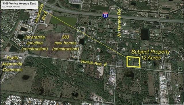 3106 E Venice Avenue, Venice, FL 34292 (MLS #N6103047) :: Team Bohannon Keller Williams, Tampa Properties