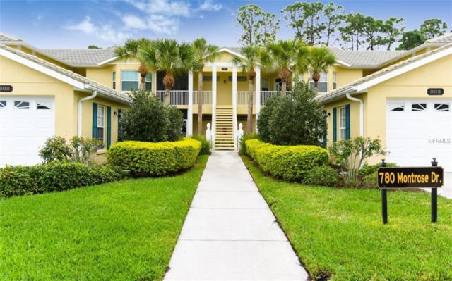 780 Montrose Drive #201, Venice, FL 34293 (MLS #N6103052) :: Lovitch Realty Group, LLC
