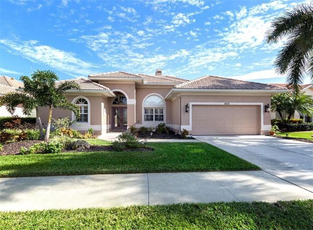 430 Marsh Creek Road, Venice, FL 34292 (MLS #N6103122) :: The Duncan Duo Team