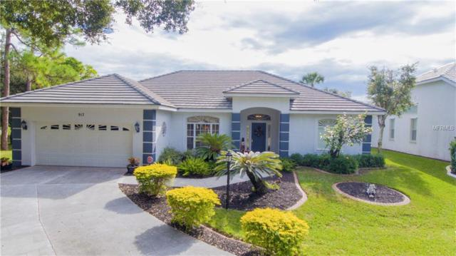 917 Ball Drive, Nokomis, FL 34275 (MLS #N6103126) :: The Duncan Duo Team