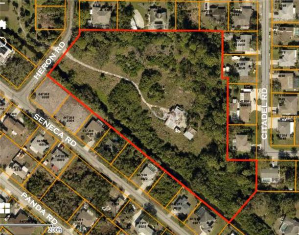 E Heron Road, Venice, FL 34293 (MLS #N6103137) :: Medway Realty