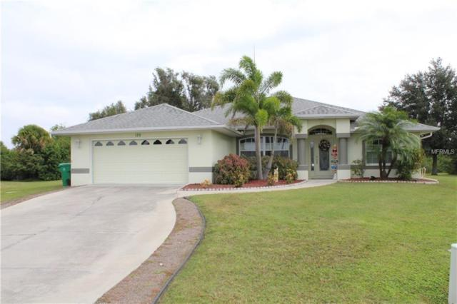 126 Arrow Lane, Rotonda West, FL 33947 (MLS #N6103144) :: Mark and Joni Coulter | Better Homes and Gardens