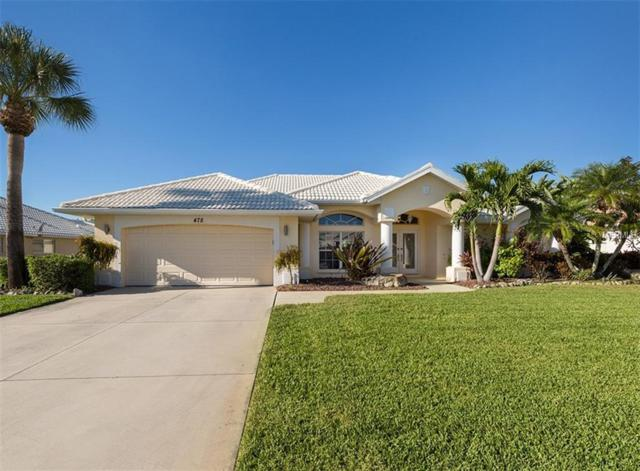 478 Lake Of The Woods Drive, Venice, FL 34293 (MLS #N6103155) :: Medway Realty