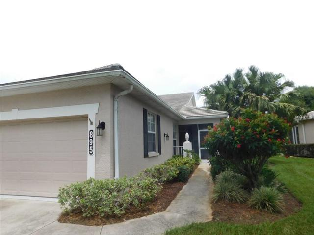 895 Chalmers Drive #1, Venice, FL 34293 (MLS #N6103260) :: Cartwright Realty