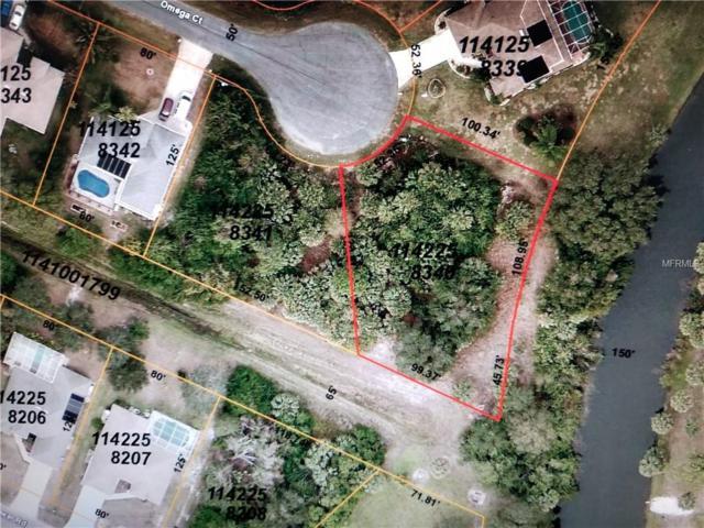 Omega Court, North Port, FL 34288 (MLS #N6103299) :: RE/MAX CHAMPIONS