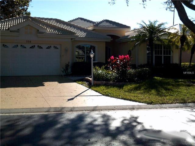 526 Cheval Drive, Venice, FL 34292 (MLS #N6103336) :: Delgado Home Team at Keller Williams
