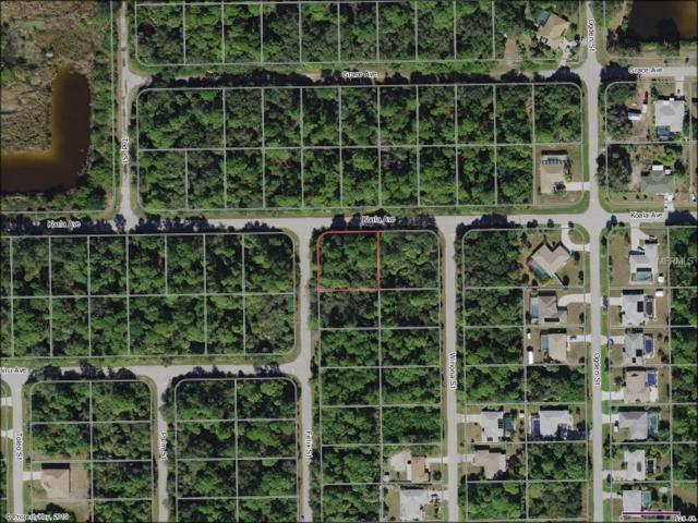 18103 Koala Avenue, Port Charlotte, FL 33948 (MLS #N6103552) :: Jeff Borham & Associates at Keller Williams Realty