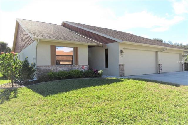 410 Pendleton Drive, Venice, FL 34292 (MLS #N6103803) :: White Sands Realty Group