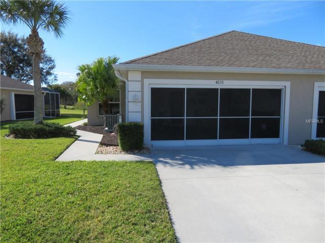 4233 Fairway Drive, North Port, FL 34287 (MLS #N6103813) :: Delgado Home Team at Keller Williams