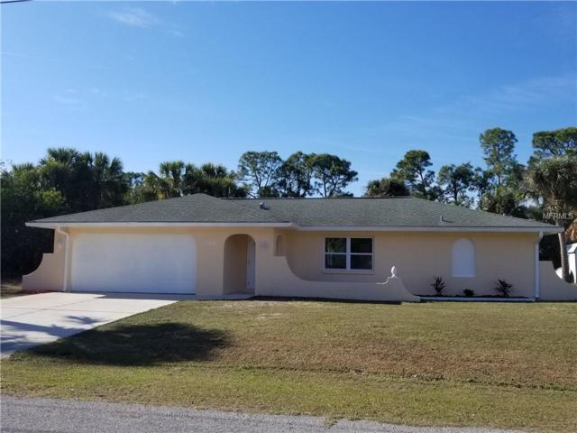 1549 Harmony Drive, Port Charlotte, FL 33952 (MLS #N6103824) :: Homepride Realty Services