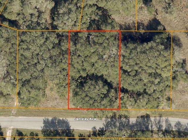 Jensley Avenue, North Port, FL 34286 (MLS #N6103916) :: Medway Realty
