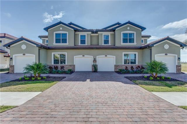 130 Porta Vecchio Bend #201, North Venice, FL 34275 (MLS #N6104019) :: The Light Team