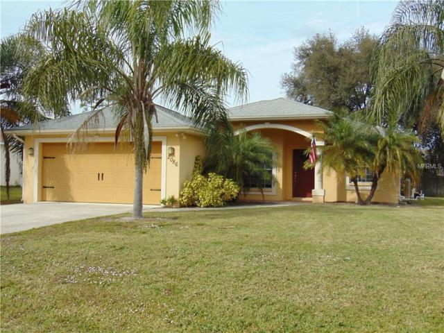 2086 Alliance Avenue, North Port, FL 34286 (MLS #N6104102) :: RE/MAX Realtec Group