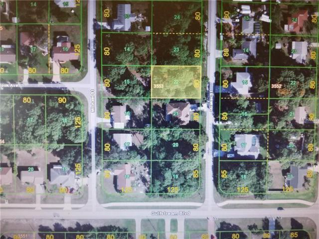 7445 Quaker Street, Englewood, FL 34224 (MLS #N6104217) :: Griffin Group