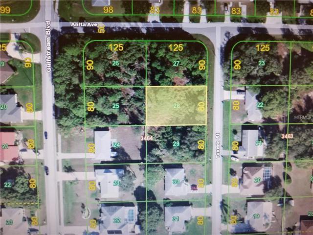 6925 Tuxedo Street, Englewood, FL 34224 (MLS #N6104267) :: Griffin Group