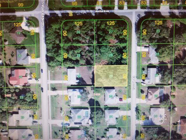 6933 Tuxedo Street, Englewood, FL 34224 (MLS #N6104268) :: Griffin Group