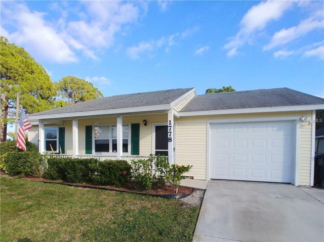 1778 N Salford Boulevard, North Port, FL 34286 (MLS #N6104295) :: Zarghami Group