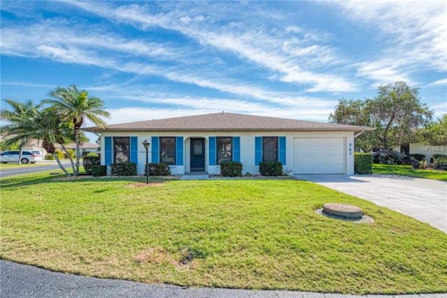 741 Vivienda West Boulevard #24, Venice, FL 34293 (MLS #N6104333) :: Sarasota Gulf Coast Realtors
