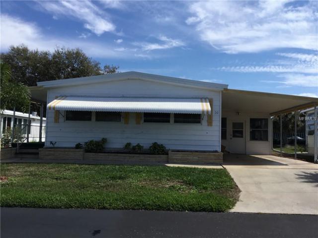 30 S Buena Vista Avenue #282, Englewood, FL 34223 (MLS #N6104563) :: The BRC Group, LLC