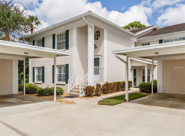 804 Montrose Drive #101, Venice, FL 34293 (MLS #N6104770) :: RE/MAX Realtec Group
