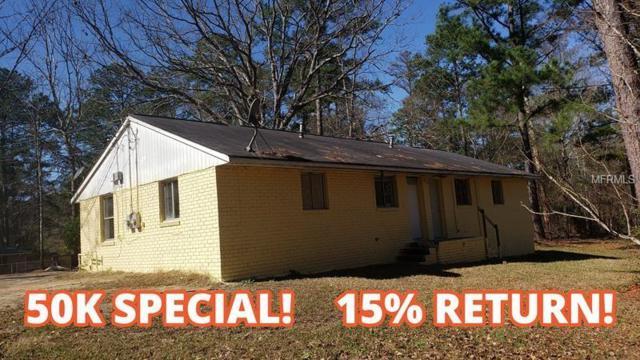 1240 Redding Rd, MILLEDGEVILLE, GA 31061 (MLS #N6104804) :: The Light Team