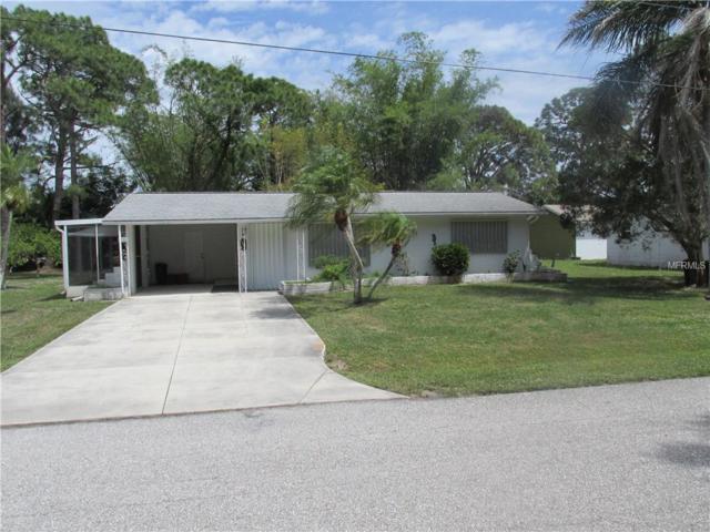 689 Spruce Street, Englewood, FL 34223 (MLS #N6105183) :: The Duncan Duo Team