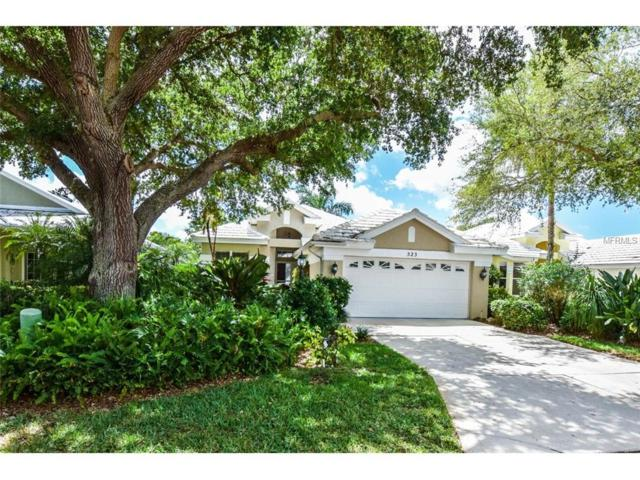 523 Fallbrook Drive, Venice, FL 34292 (MLS #N6105223) :: Team Bohannon Keller Williams, Tampa Properties