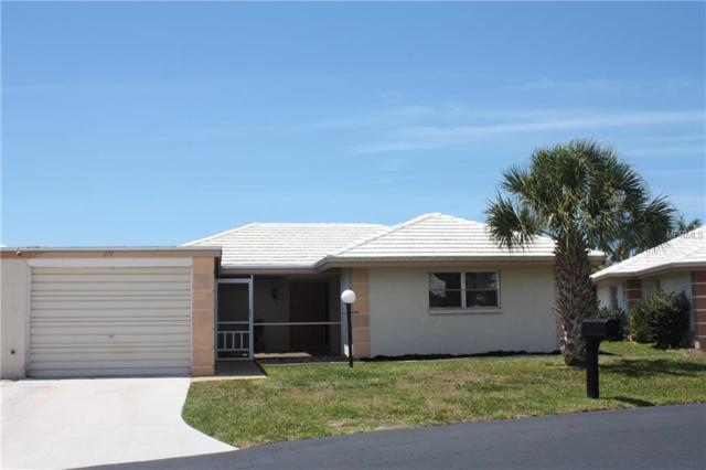 119 Villa Drive #119, Osprey, FL 34229 (MLS #N6105296) :: The Comerford Group