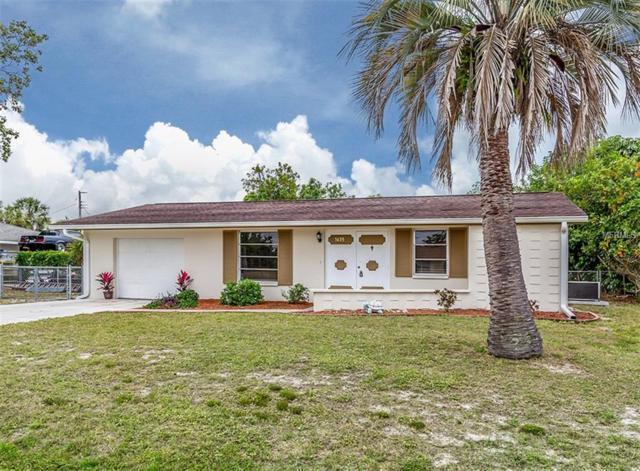 1435 Saint Clair Road, Englewood, FL 34223 (MLS #N6105390) :: Team Bohannon Keller Williams, Tampa Properties
