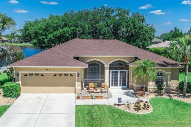 5474 Sabal Trace Drive, North Port, FL 34287 (MLS #N6105422) :: Premium Properties Real Estate Services