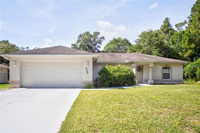 5749 Garafola Avenue, North Port, FL 34291 (MLS #N6105638) :: The Duncan Duo Team