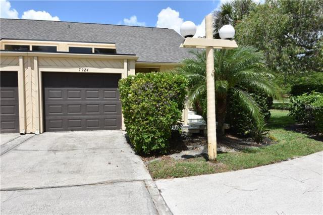 7924 Woodpointe Court #30, Sarasota, FL 34238 (MLS #N6105660) :: EXIT King Realty