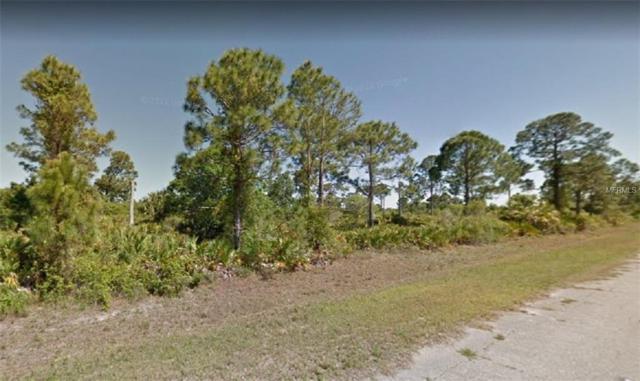 1030 Trevor Street, North Port, FL 34288 (MLS #N6105714) :: White Sands Realty Group