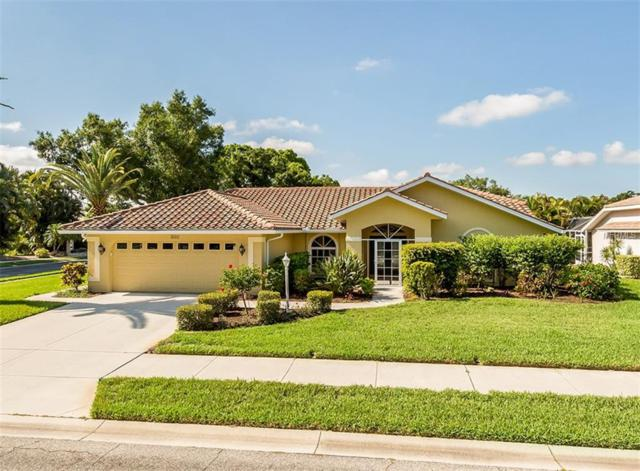 551 Park Estates Square, Venice, FL 34293 (MLS #N6105723) :: The Duncan Duo Team