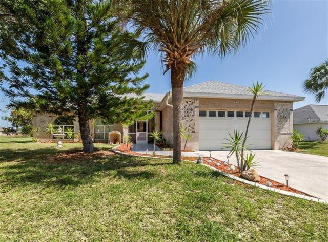 144 Mariner Lane, Rotonda West, FL 33947 (MLS #N6105733) :: The Duncan Duo Team