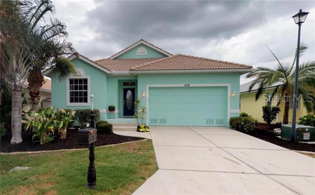 404 Islamorada Drive, Nokomis, FL 34275 (MLS #N6105814) :: The Comerford Group