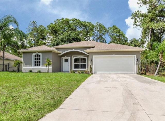 1146 Woodcrest Lane, North Port, FL 34286 (MLS #N6105995) :: The Duncan Duo Team