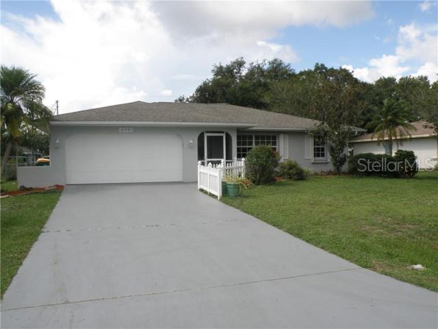21491 Landis Avenue, Port Charlotte, FL 33954 (MLS #N6106052) :: The Duncan Duo Team