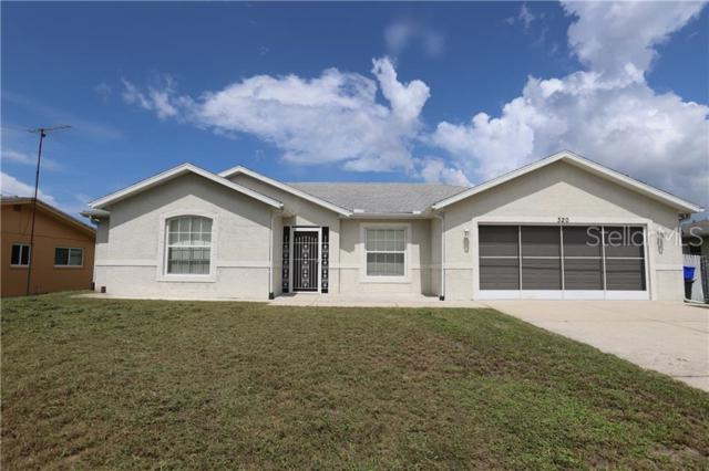 320 San Marino Avenue, North Port, FL 34287 (MLS #N6106060) :: The Duncan Duo Team