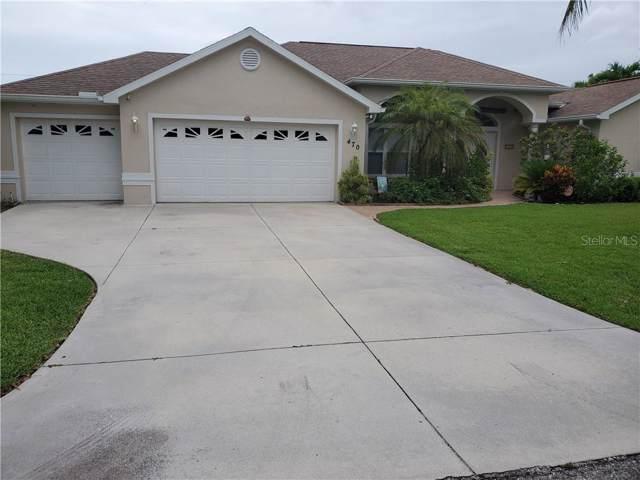 470 Ginger Road, Venice, FL 34293 (MLS #N6106231) :: Team 54