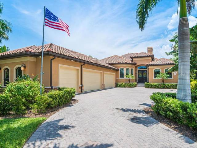 1050 Gulf Winds Way, Nokomis, FL 34275 (MLS #N6106314) :: EXIT King Realty