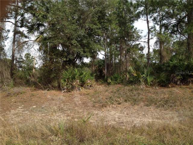 Bannock Circle, North Port, FL 34288 (MLS #N6106416) :: Burwell Real Estate