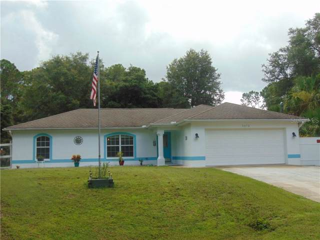 5472 Citron Road, North Port, FL 34286 (MLS #N6106608) :: Rabell Realty Group