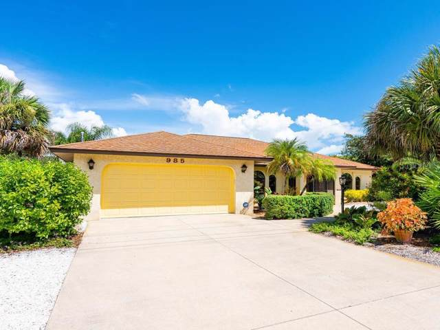 985 Jamaica Road, Venice, FL 34293 (MLS #N6106658) :: Team Bohannon Keller Williams, Tampa Properties