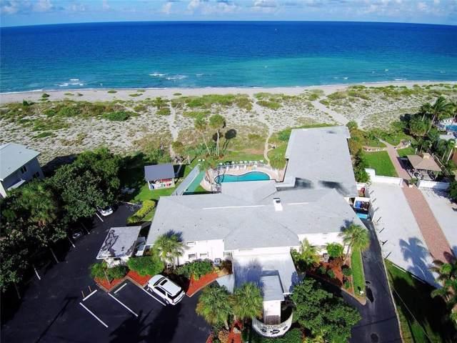 720 Golden Beach Boulevard #1, Venice, FL 34285 (MLS #N6106733) :: The Comerford Group